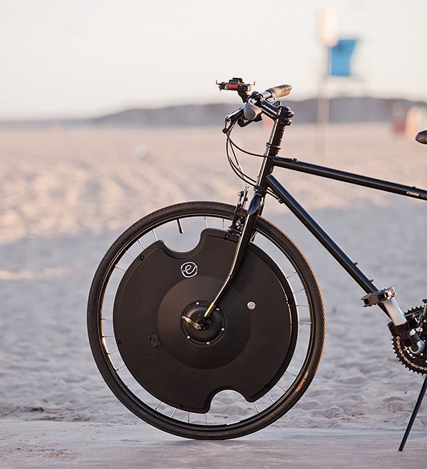 You are currently viewing Convert Your Bicycle To Electric In 30 Seconds With The Electron Wheel