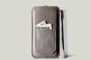 Read more about the article hardgraft Slim Pocket iPhone Case