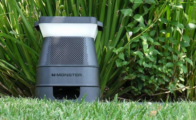 You are currently viewing Monster Solara Solar Charging Bluetooth Speaker