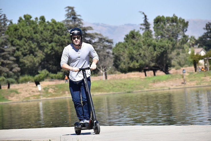 You are currently viewing SEGWAY ES1 Foldable Ninebot KickScooter