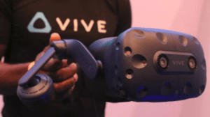 Read more about the article HTC Vive Pro