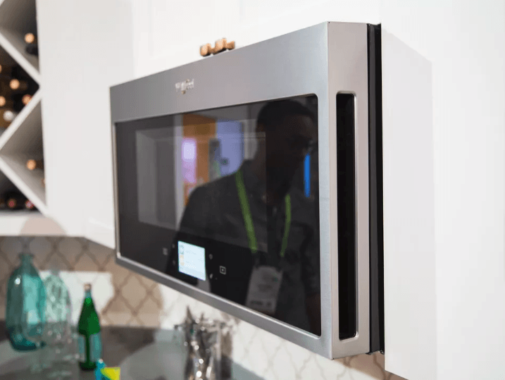 You are currently viewing Whirlpool's Smart Over-the-Range microwave