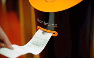Read more about the article Short Story Dispenser shows print is not dead