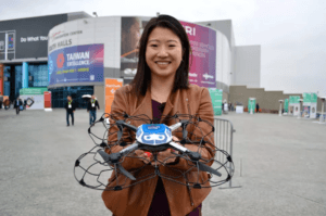 Read more about the article How Intel creates its dazzling drone light shows