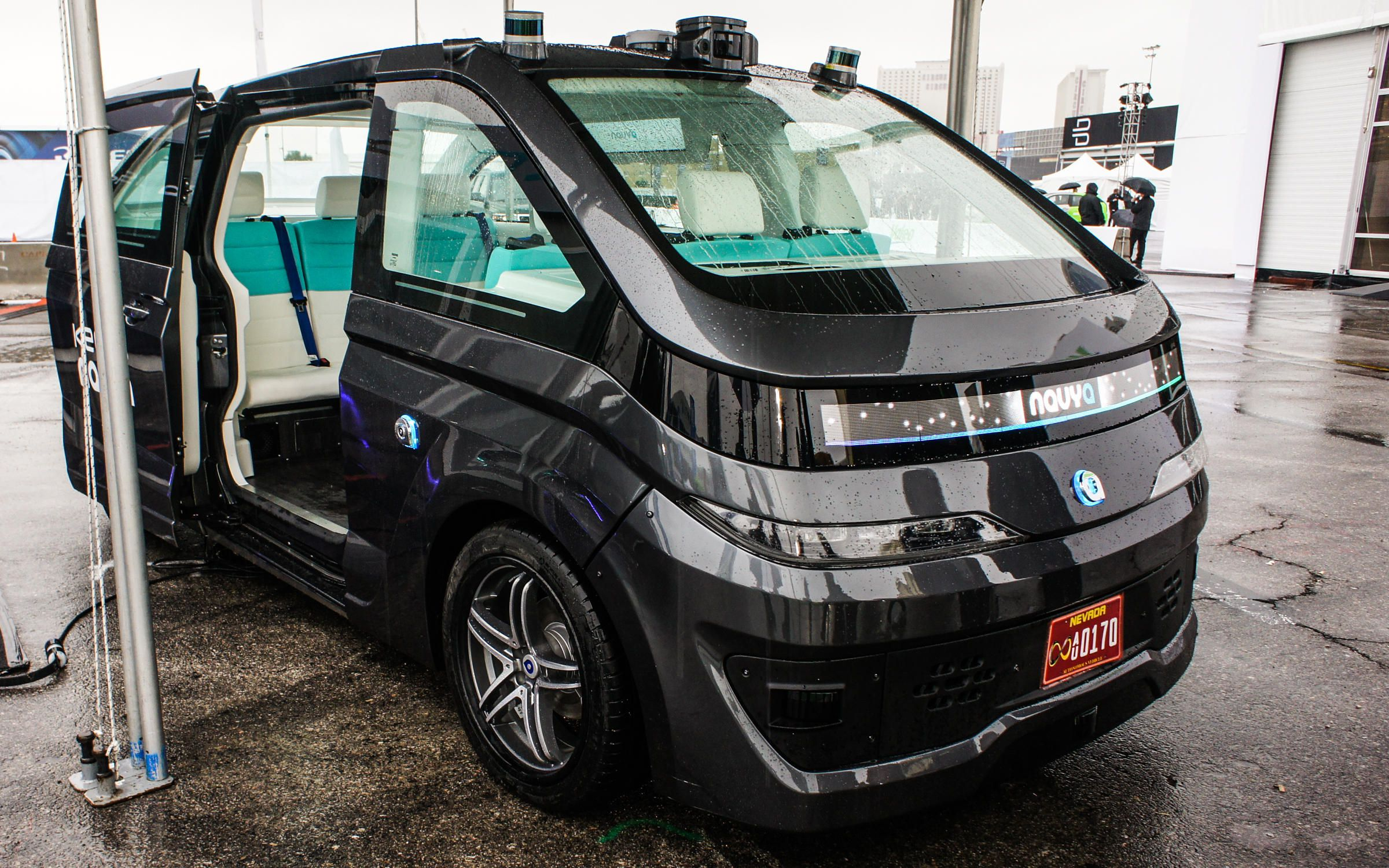 Read more about the article Navya's Cab could be your first self-driving car experience