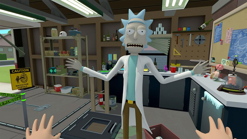 You are currently viewing Rick and Morty: Virtual Rick-Ality