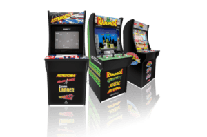 Read more about the article PRE-ORDER THE ARCADE 1UP (ADVERTORIAL)