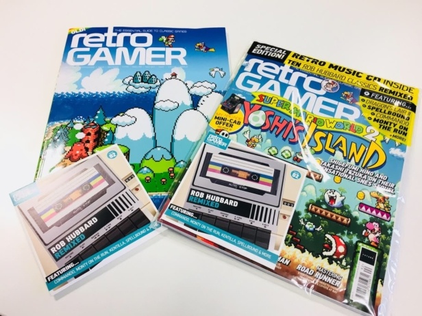 You are currently viewing RETRO GAMER ISSUE 192 IS ON SHELVES NOW