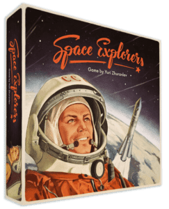 Read more about the article Preview: Space Explorers by 25th Century Games & Crowd Games