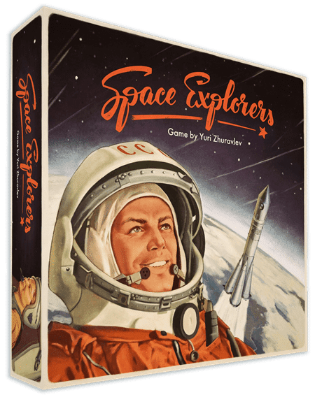 You are currently viewing Preview: Space Explorers by 25th Century Games & Crowd Games