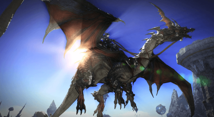 You are currently viewing Square Enix has made Final Fantasy XIV's Heavensward expansion free