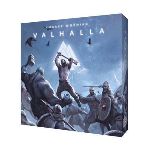 You are currently viewing Preview: Valhalla by Go On Board