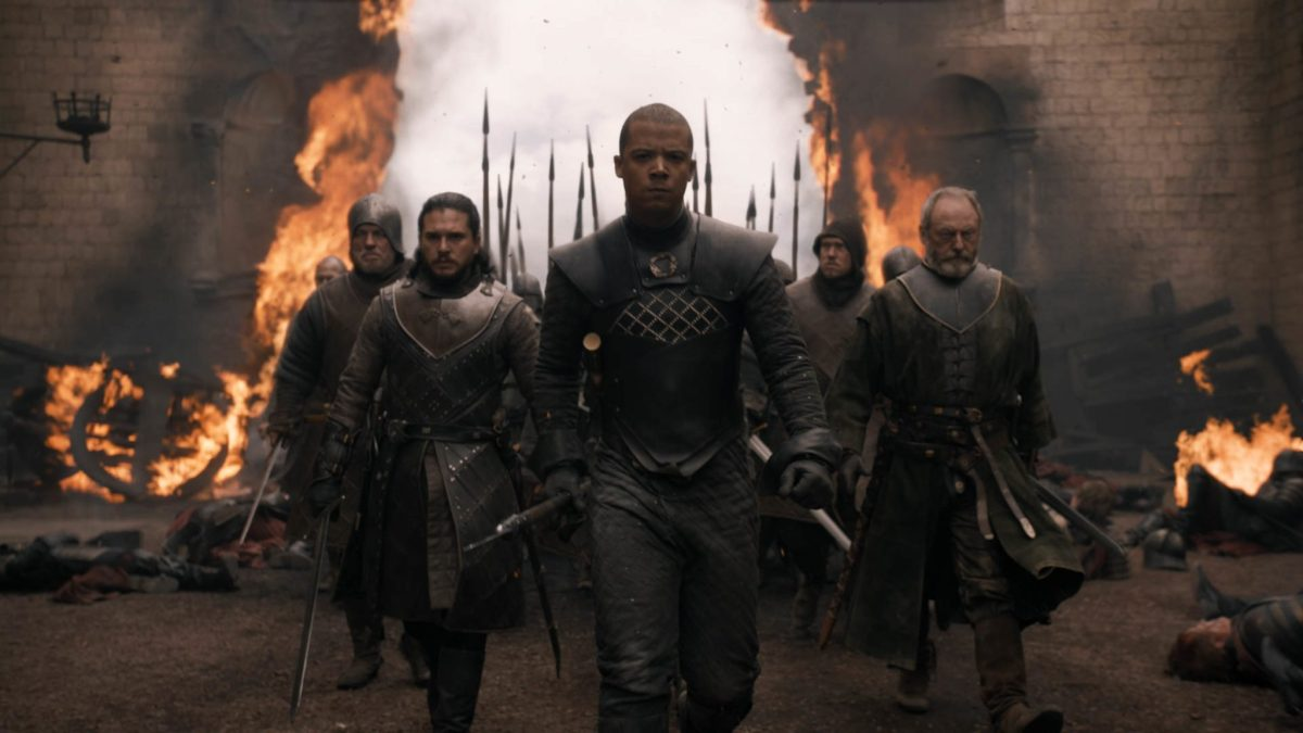 """You are currently viewing Game of Thrones, S8, E5 """"The Bells"""" Review – A Song Of Fire. And More Fire"""
