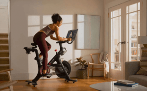 Read more about the article Peloton Indoor Exercise Bike gives you an intense home cardio workout