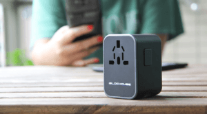 Read more about the article Nimble 35W Universal Travel Adapter charges your devices exceptionally fast