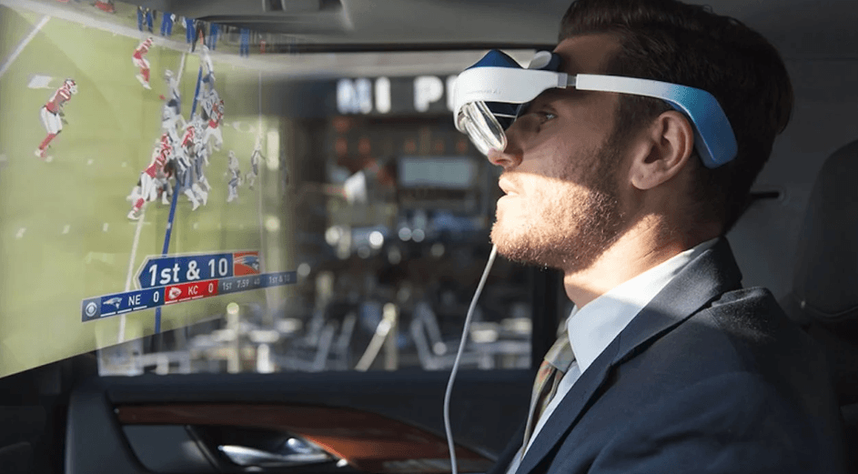 You are currently viewing DreamGlass Air Private AR Screen is like having a personal movie theater